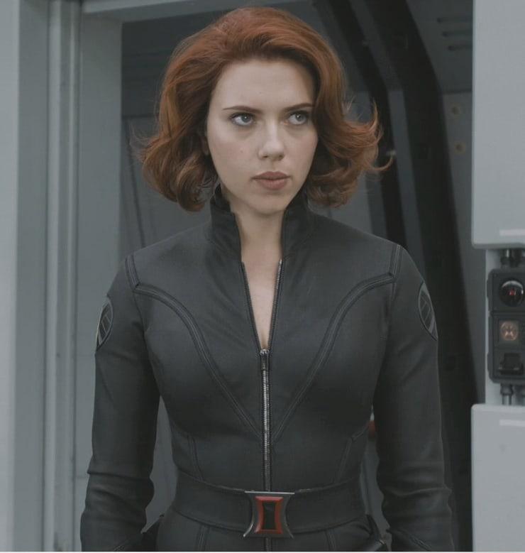 Scarlett Johansson jerk off