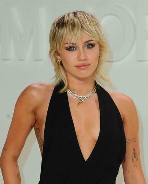Miley Cyrus Jerk Off Challenge