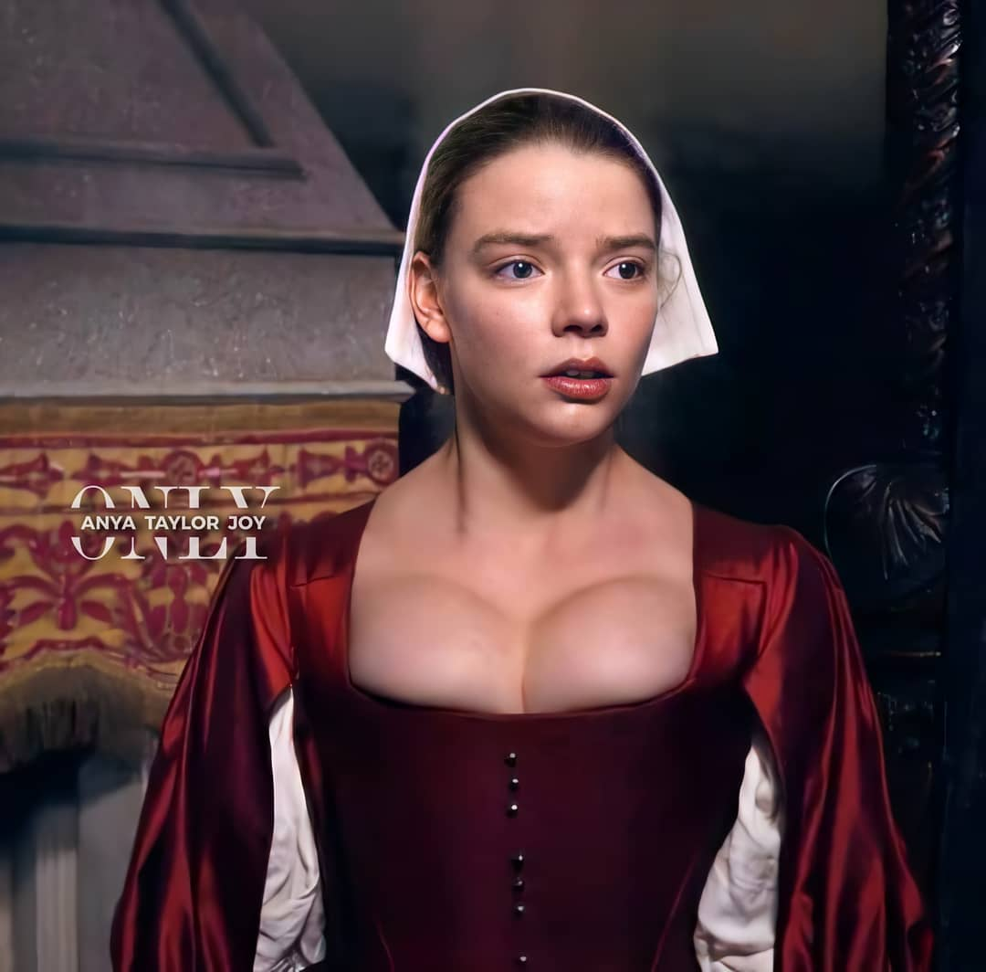 Anya Taylor-Joy Fap Tribute