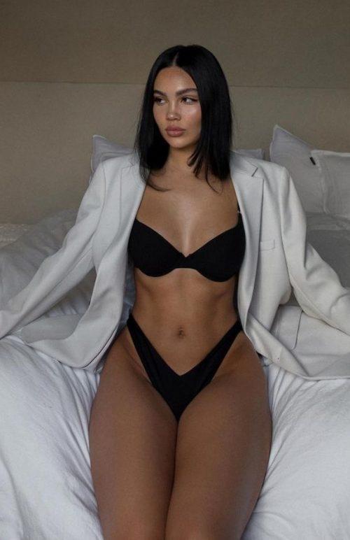 Amanda Khamkaew Nude Naked